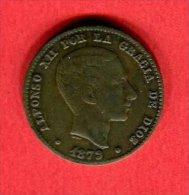 10 CENT 1879 TB+  12 - [ 1] …-1931 : Royaume