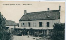 77 - Ozouer Le Voulgis : Villa Du Moulin - Other Municipalities