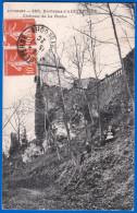 AIGUEPERSE CARTE EDITION H. BERILLON C'EST FRANCOIS QUI A DEMARRE LA COLLECTION EPONYME N° 266 CHATEAU DE LA ROCHE - Aigueperse