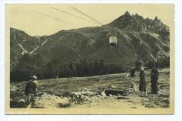 Carte Postale - Le Mont-Dore - Sancy - Vue Prise Du Sancy Vers Le Mont-Dore - Le Mont Dore