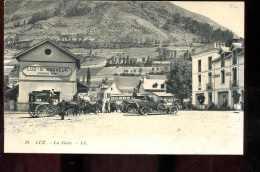 BTE65 Hautes Pyrénées  Luz La Gare, Diligence