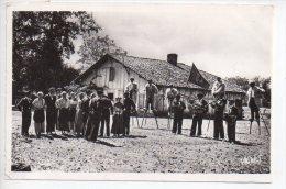 REF 199 CPSM Au Pays Landais Lous Cigalous De Morcenx - Mont De Marsan