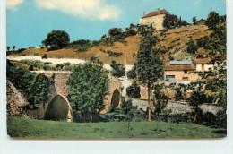 ARGENTON CHATEAU  - Pont Gallo-Romain et vieilles Hostelleries.