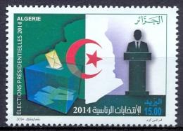 Algeria/Algerie 2014 - Presidential Elections - Algeria (1962-...)