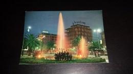 C-16971 CARTOLINA SAN BENEDETTO DEL TRONTO (AP) - LA FONTANA - HOTEL ROXY E HOTEL GARDEN - Ascoli Piceno