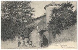 30 - BOISSON - Le Château - Edition Malafosse - Other Municipalities