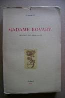 PCJ/41 Flaubert MADAME BOVARY Aubry 1945 - Libri, Riviste, Fumetti