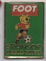 Média Journal , Foot Magazine , Sponsor Des Diables Rouges , Football , Équipe De Belgique De Football - Médias