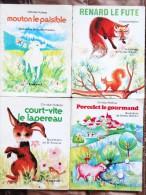"""Lot de 4 Livres de Christian Halless - Collection """" Premiers Pas """" - �ditions Touret - (1975 ) ."""