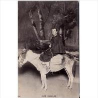 PERTP1728C-LFTD6254TANBU. Tarjeta Postal PERSONAJES.Actor JOSE RIQUELME,montado En BURRO. - Burros