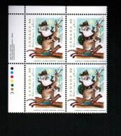 CANADA,  1993, # 1501, FATHER CHRISTMAS  AUSTRALIA   UL BLOCK MNH - Blocs-feuillets