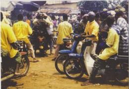 Afrique,africa,dahomey,be Nin,togo,ZEMIDJAN,MOTO TAXI,COTONOU,ZEM,motard,t Axi Man,métier - Benin