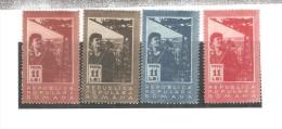 Serie Nº 1117/20 Rumania - Minerals