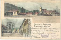 Gruss Aus Prassberg - Pozdrav Iz Mozirja Slovenia - Slovenia