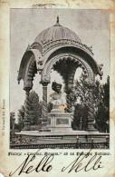 FIRENZE - CASCINE - MONUMENTO AL PRINCIPE INDIANO - FORMATO PICCOLO.- VG 1904 - Firenze