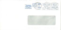 EMA Avec Double Oblitération - Marcophilie (Lettres)