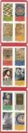 France, The Renaissance, Booklet Of 12, 2014, MNH VF Self-adhesive - Commémoratifs