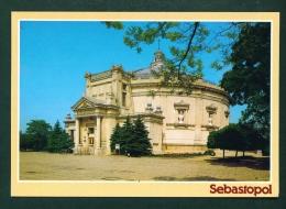 RUSSIA (UKRAINE)  -  Sebastopol  The Defence Of Sebastopol Museum  Unused Postcard As Scan - Russia