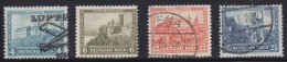 2001. Germany, 1932, Castles, Used (4 Values) - Allemagne