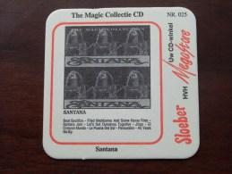 The Magic Collectie CD N° 025 ( Brouwerij ROMAN - Sous Bock / Coaster / Onderlegger ) Zie Foto´s Voor Detail ! - Sous-bocks
