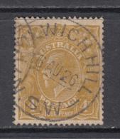 1926 - 28   YVERT  N� 55  dt- 14