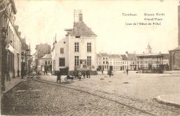 Turnhout : Grote Markt Met Kiosk - Turnhout