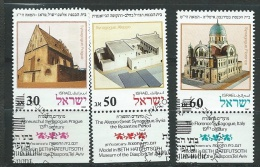 ISRAEL - N° 1013 à 1015 - O - Israel