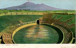 ITALY - POMPEII - ANFITEATRO - Pompei