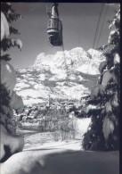 Cortina - Funivia Di Faloria Verso Le Tolane - 062 - Formato Grande Non Viaggiata - Italia