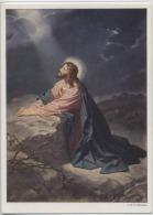 CARTE POSTALE  -   Grand Format  -  JESUS Par   JMH. HOFMANN - Religion & Esotérisme