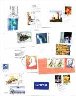 Konvolut Briefe/Briefstücke Mit Sondermarken Europa Ab 2000 - Briefmarken
