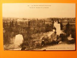 CPA La Roche-Chalais (24) - Chute Et Vallée De La Dronne 1907 (1 Pli En L'état) - France