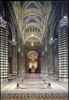 Siena - cattedrali - interno - 159 - formato grande non viaggiata