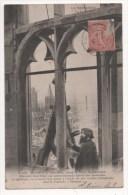 ROUEN - Mérovek Dans La Tour Saint Ouen - Rouen