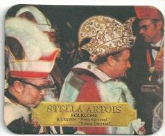 Stella Artois  - Folklore   -   Leuven -  Tekst Verschil - Sous-bocks