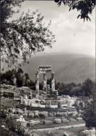Delphi - The Tholos - Formato Grande Viaggiata - Grecia
