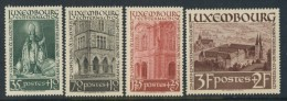 BL5-143 LUXEMBURG 1938 YV 300-305 ST WILLIBRORD. HINGED, CHARNIER, FALZ. - Ongebruikt