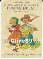 Chromo - Orléanais (Beauce) - Offert Par Chocolaterie-Confiserie - Franco-Belge - HALLUIN - N° 22 - Cioccolato