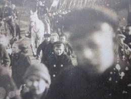 1920 Document Historique 22é Chasseur Alpin Choisi Pr Protéger Plébiscite Rattachement Du SCHLESWIG-HOLSTEIN Au DANMARK - Documents Historiques