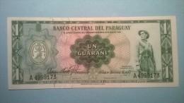 PARAGUAY - UN GUARANI FDS - Paraguay