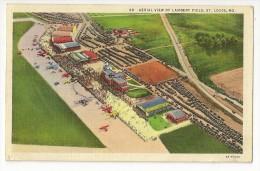 S1321 - 99 Aerial View Of Lambert Field, St Louis - St Louis – Missouri