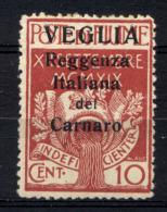 Veglia 1920 Sass.2 */MH VF/F - Arbe & Veglia