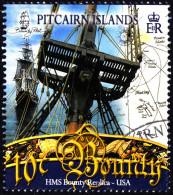 Pitcairn Islands 2007 HMS Bounty Replica  0.1 NZ$ P/Used - Ref 102014 - Postzegels