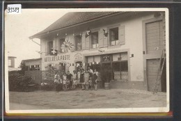 DISTRICT D'ORBE /// BALLAIGUES - HOTEL DE LA POSTE - TB