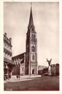CPA Photo  Bergerac Eglise Notre-Dame (animée) ER 1966 - Bergerac
