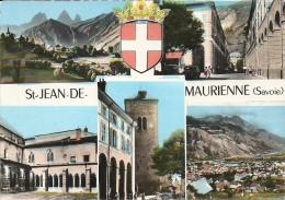 SAINT JEAN DE MAURIENNE  ... MULTIVUES  ...BLASON - Saint Jean De Maurienne