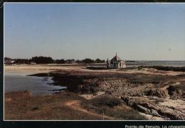 Pointe De Penvins : La Chapelle (photo Talhouet éd Axix Roz En Surzur) - Sonstige Gemeinden