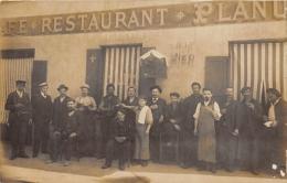 RHONE  69  LYON 2°ARR  PERRACHE  RUE D'ALGER  RESTAURANT  CARTE PHOTO - Lyon 2