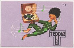 TEPPAZ - Lyon - Illustration De A.G.  (73226) - Advertising