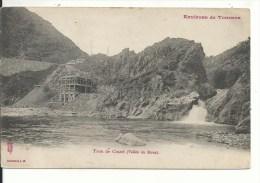 491410/07-Env; De TOURNON,  Trou De Clozel, Vallée Du Doux - Dos Non Divisé 1903 - Francia